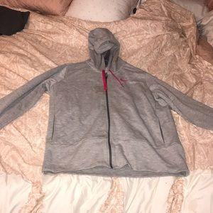 Nike drift zip up hoodie